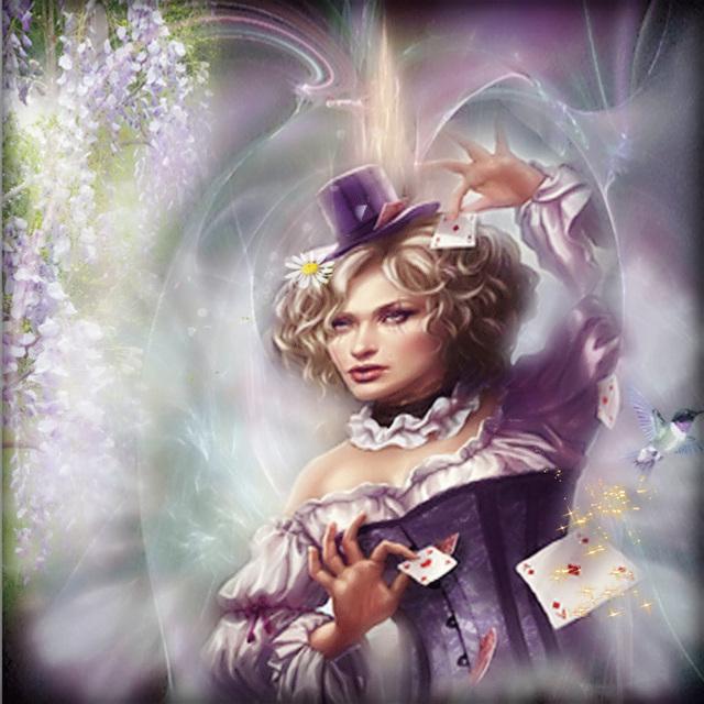 pas besoin de cartes, il suffit d'ouvrir son coeur, le seul remède est l'amour
