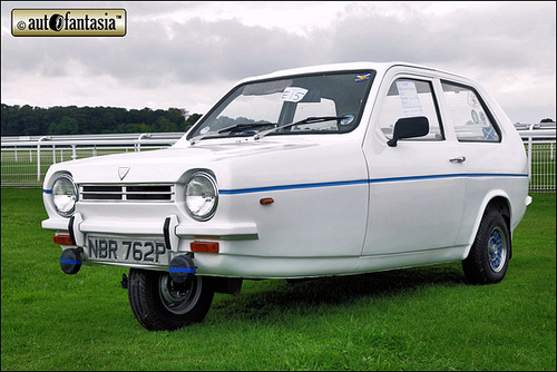 Ipernity 1975 Reliant Super Robin Nbr 762p By