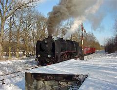 Konotop steam Poland 2003