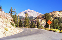 Mt. Lassen, Oct. 1987 (030°)