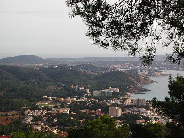 Paguera und Santa Ponsa