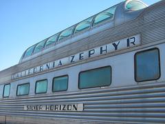 California Zephyr Silver Horizon