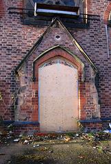 Derelict Chapel, New Chester Road, Rockferry, Birkenhead