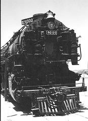 Union Pacific #9000
