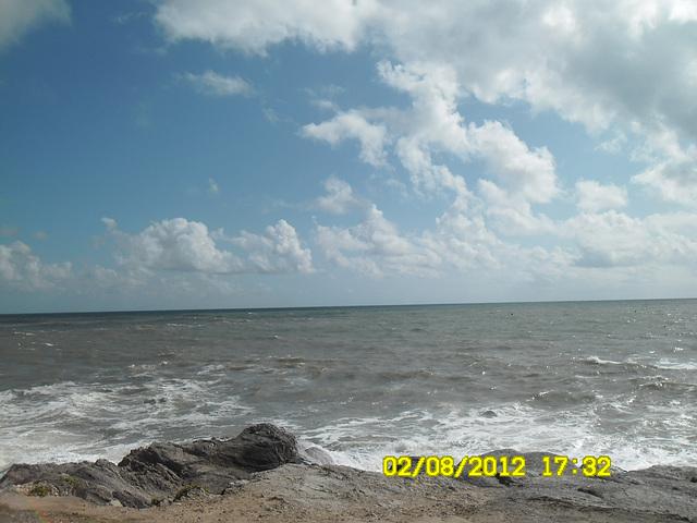 Vancances en Vendée juillet et août 2012 046. Utilisée en texture de fond.é en