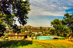 Home for a couple of years, Agoura Hills, Aug. 1979 (120°)