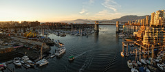 False Creek Inlet Panorama