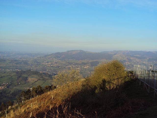 Monte Deva desde El Picu'l Sol