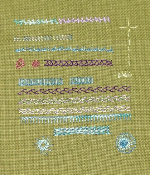 Page 5, 2013 - Stitches 82 - 94