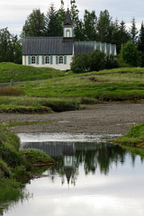 Eglise de Thingvellir (Islande)