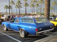 1970 Chevrolet Chevelle Concours Estate Wagon