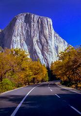 El Capitan, Yosemite NP, Oct. 1986 (060°)