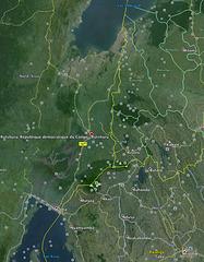Rutshuru; Norda Kivuo, D.R. Kongo