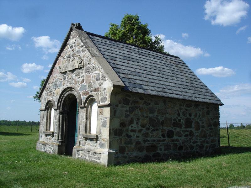 Maplewood cemetery.