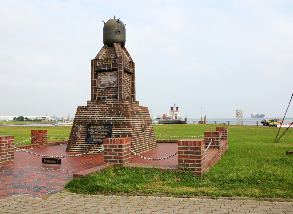 """Kriegerdenkmal an der """"Alten Liebe"""""""