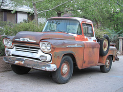 1958 Chevrolet Apache 31 Pickup