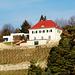 Villa über der Elbe
