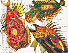 trois absurdi-poissons