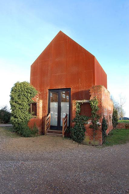 Dovecote Studio, Snape Maltings, Suffolk
