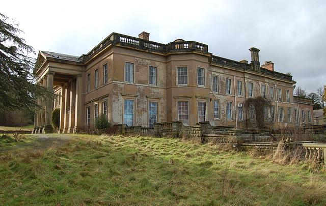Brogyntyn House, Shropshire