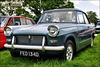 1966 Triumph Herald 1200 - FED 134D