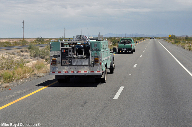 us forestry service ford f450 & f350 i40 yucca az 07'14