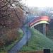 Wallington Footbridge - 26 December 2013