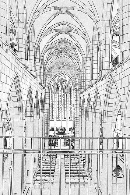 Heidelberg, Heiliggeistkirche