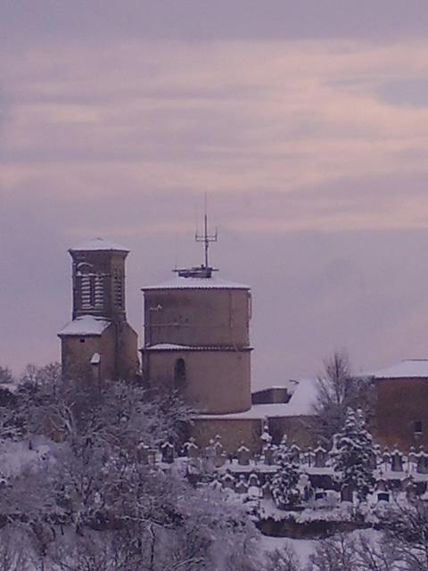 Venelles sous la neige 8-1-2011 (4)