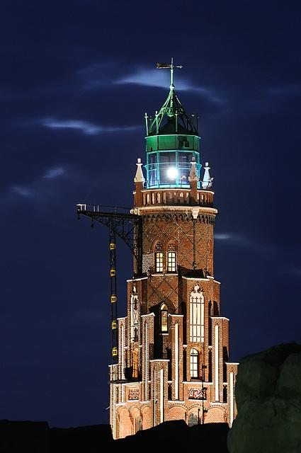 Loschen lighthouse