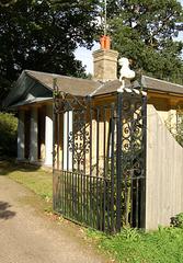 Wrentham. High street. South Lodge. Benacre Hall (6)