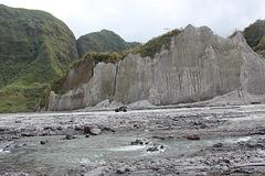 Driving Down, Mt Pinatubo