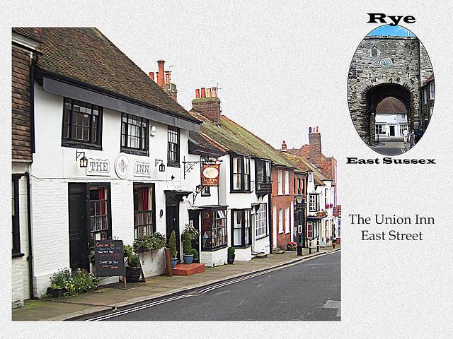 Rye - The Union Inn - East Street