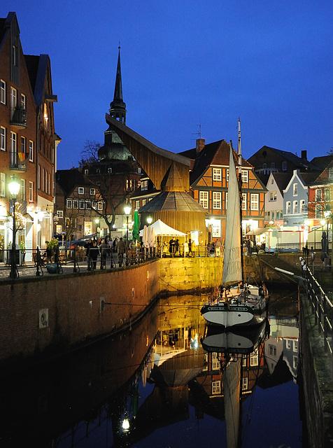 Hanse harbour