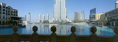 Lake Burj Khalifa. ©UdoSm