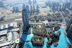 Dubai Mall and 'The Address'. ©UdoSm