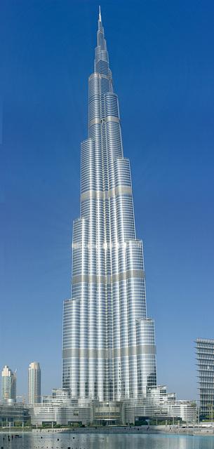 Burj Khalifa.  ©UdoSm