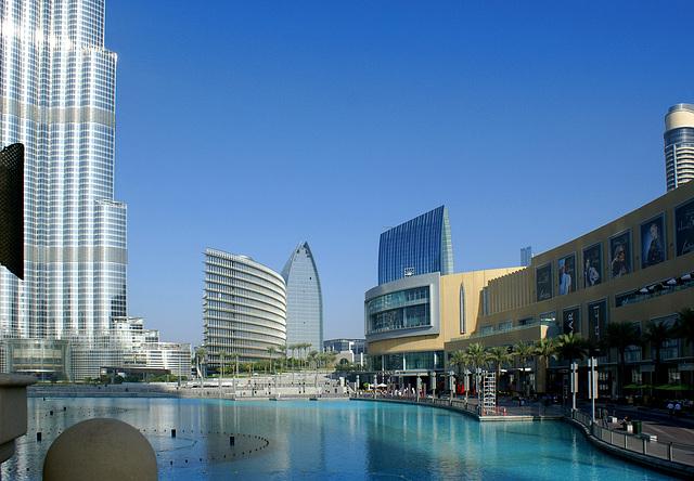 Dubai Down Town. ©UdoSm
