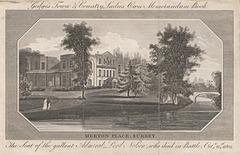 Merton Place, Merton, London (Demolished c1823)