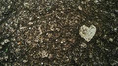 o coração da calçada