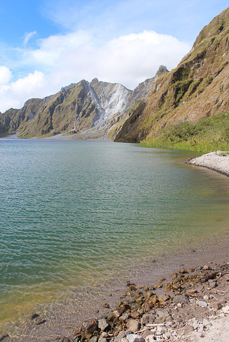 Lakeside, Mt Pinatubo