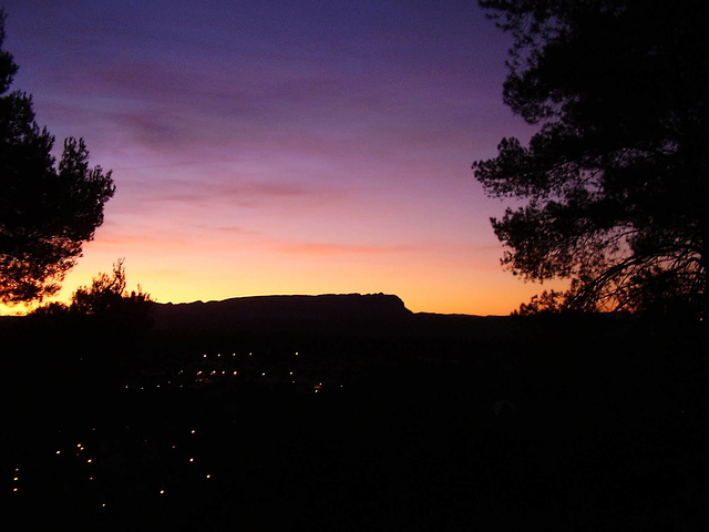 Lever du soleil 12-10-2011 (2)