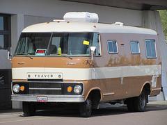 1975 Travco Dodge 220 Motorhome