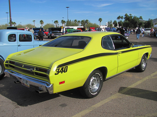 Ipernity 1971 Plymouth Duster 340 By 1971 Dodge Charger