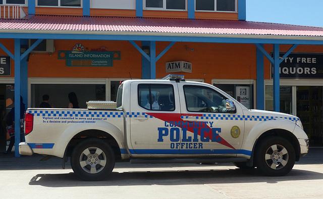 St. Maarten Police Navara - 30 January 2014