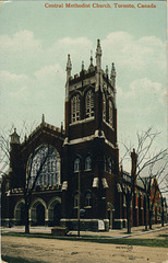 Central Methodist Church, Toronto, Canada (105,764)