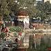 Washing near Chowringhee