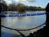Windsor Floods XF1 Police Line Do Not Cross
