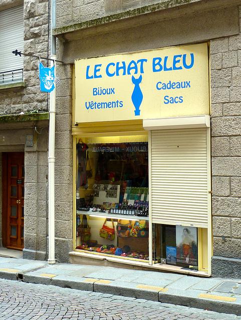 Saint-Malo 2014 – Le Chat Blue