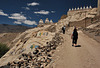 To the Gompa